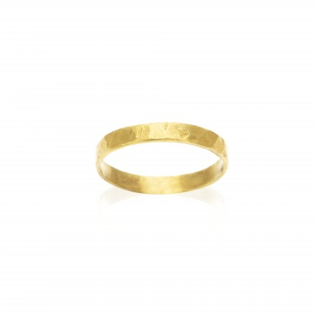 Ring Classic - Hammered Band 3mm