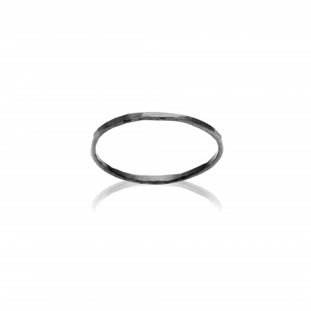 Ring Classic - Thin Hammered