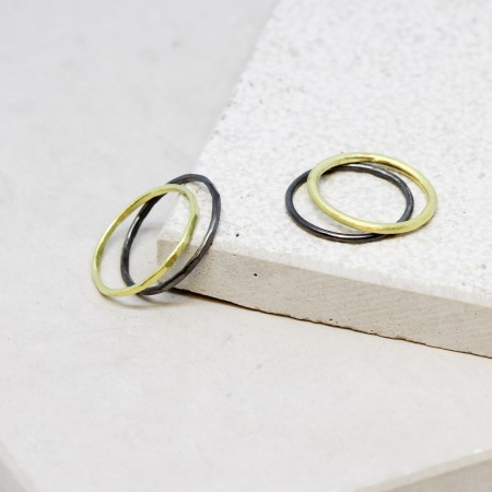 Ring Classic - Hammered