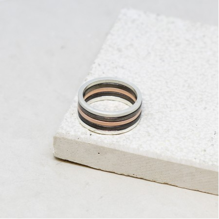 Ring Classic - Squared