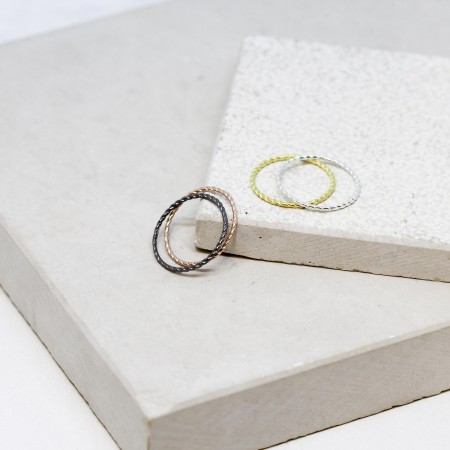 Twist Ring - Thin