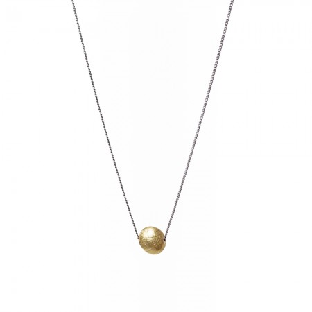 Tiny Gold Hapi Necklace
